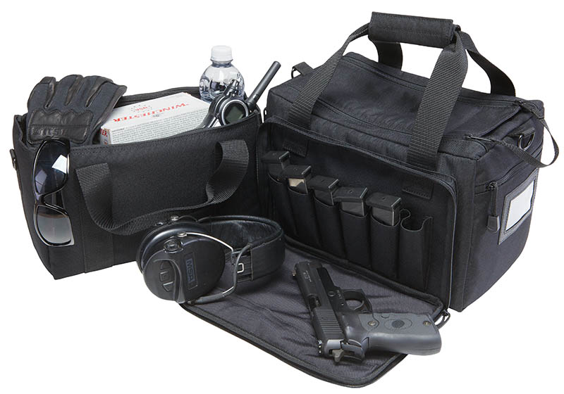 5.11 Black Range Qualifier Bag