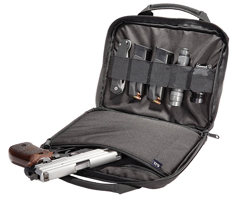 5.11 Black Single Pistol Case