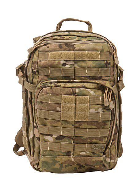 5.11 RUSH12 Pack Multicam