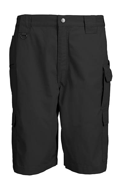 Black 5.11 Taclite 11 Shorts
