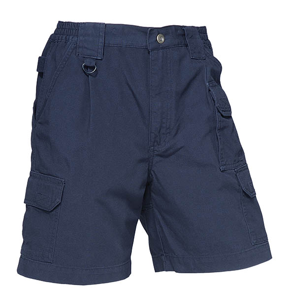 Navy Women 5.11 Taclite Short