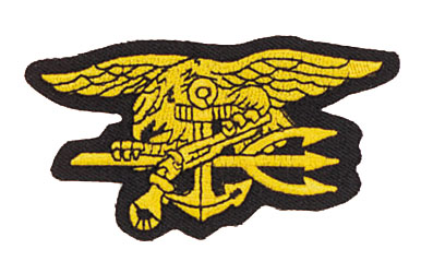 U.S. Navy Seal Team Trident Patch