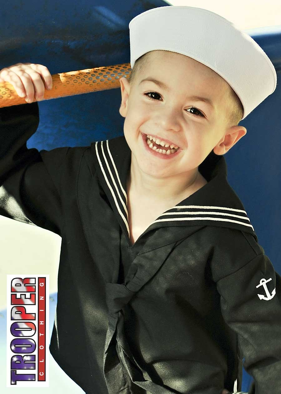 Cracker Jack Sailor Suit