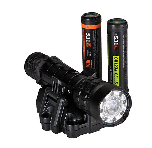 5.11 ATAC R3MC Rechargeable Flashlight