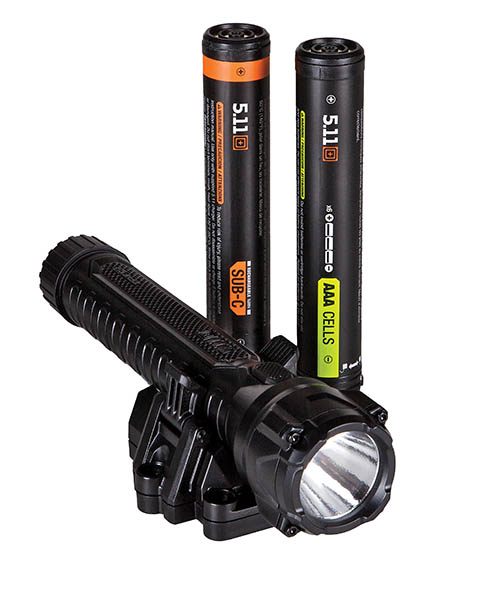 5.11 TPT R5 Rechargeable Flashlight
