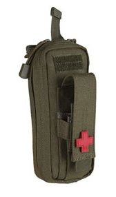 5.11 Med Kit MOLLE Pouch Black