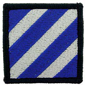Patch-Army 3rd. Infantry Div