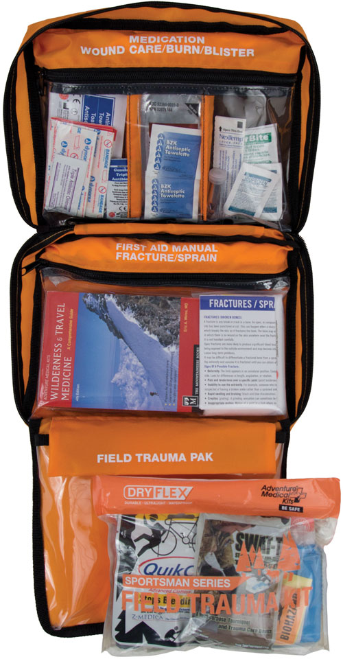 Adventure Med Grizzly Kit First Aid Kit