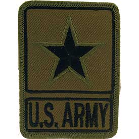 US Army Logo Subdued