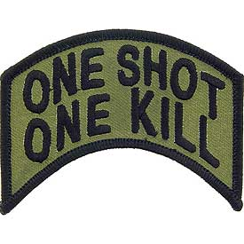 One Shot One Kill Subued