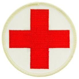 Patch-Medic Red Cross