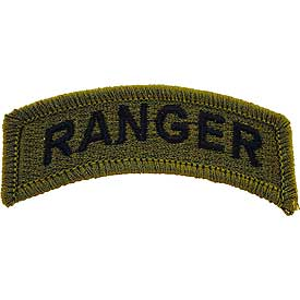 Patch-Army Tab Ranger