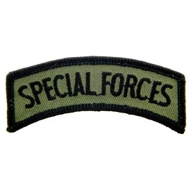 Patch-Spec Forces Tab Subdued