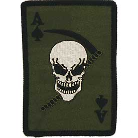 Patch-Death Ace, Spade, subdue