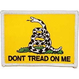 Patch-Don't Tread on Me