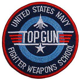 Patch-USN Top Gun