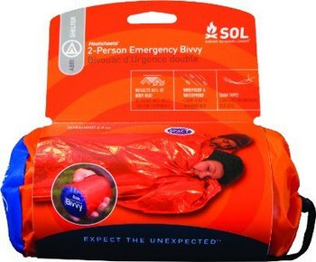 SOL 2 Person Emergency Bivy