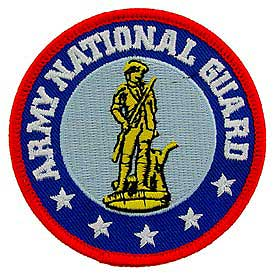 Army National Guard Patch