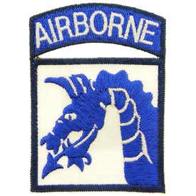 Army 18th. Airborne Patch