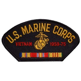 USMC Vietnam Cap Patch