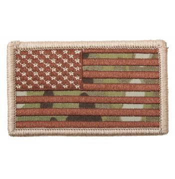 US Flag Multicam w/ Velcro