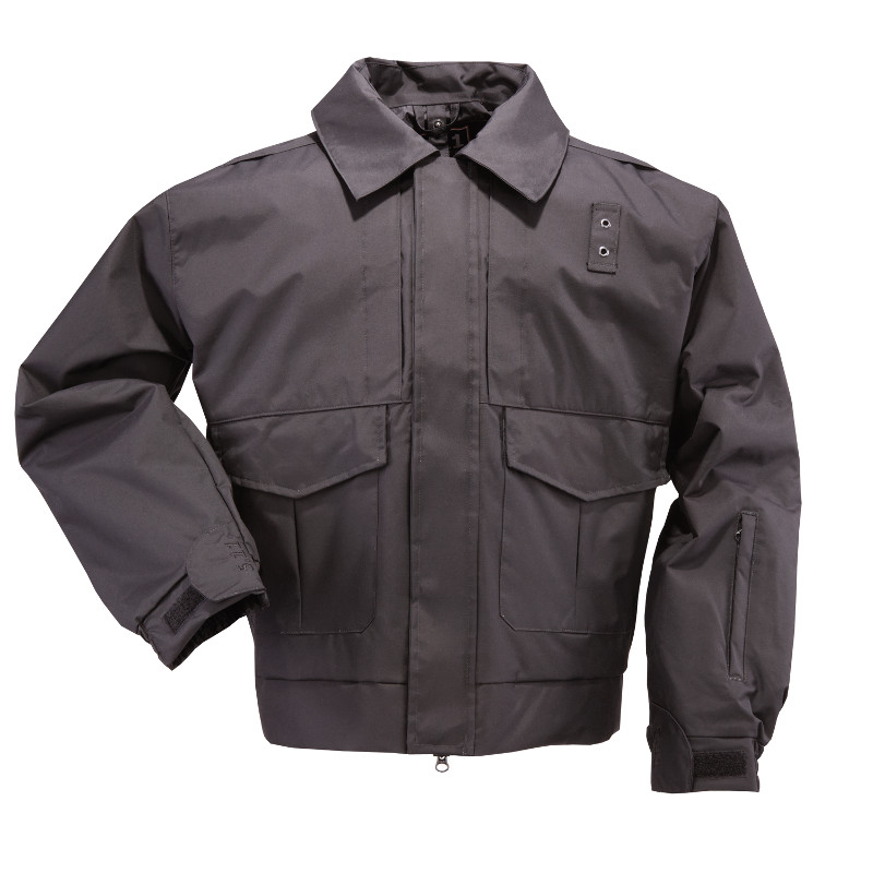 5.11 Black 4-in-1 Patrol Jacket