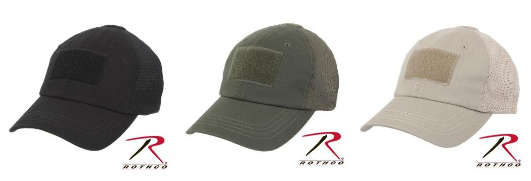 Rothco Mesh Back OPS Tactical Cap