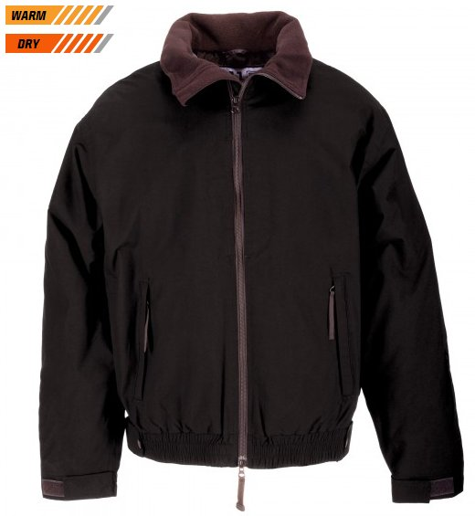 5.11 Black Big Horn Jacket