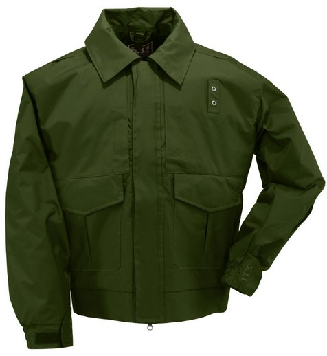 5.11 Green 4-in-1 Patrol Jacket