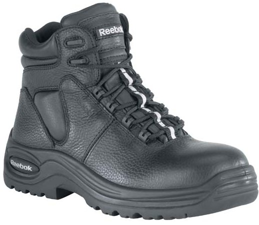 Rebok Black Safety Toe 6 inch Boot