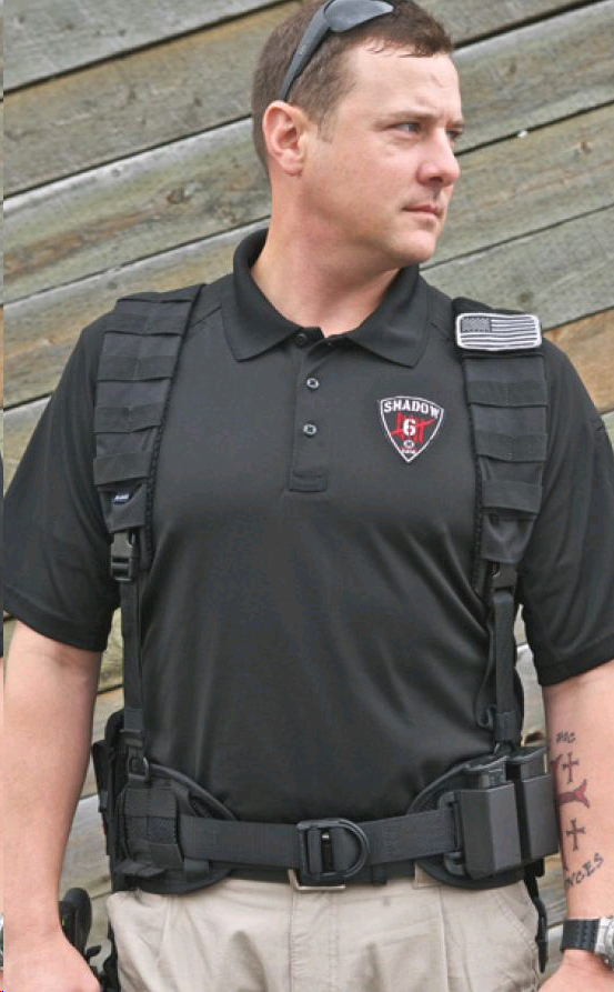5.11 VTAC BROKOS HARNESS