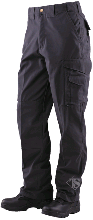 24-7 Tactical Black Trousers