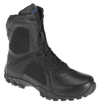 Bates Strike Boots Side Zip