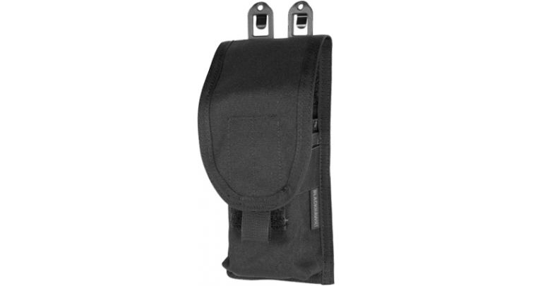 BlackHawk M4 Stggrd Mag Pch Holds 2 w/Speed Clips