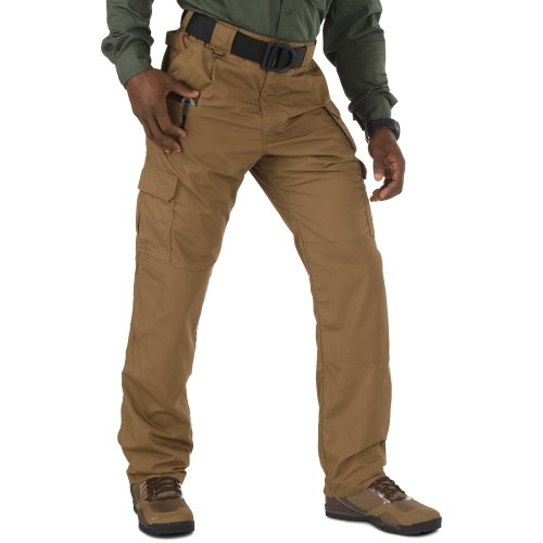 Battle Brown 5.11 Tactlite ProPants-Poly Cotton Ripstop