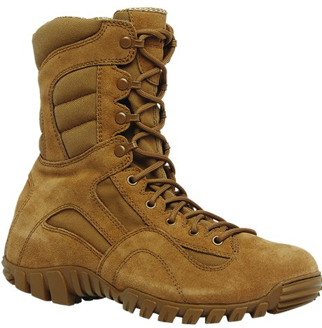 Belleville Khyber Coyote Boot