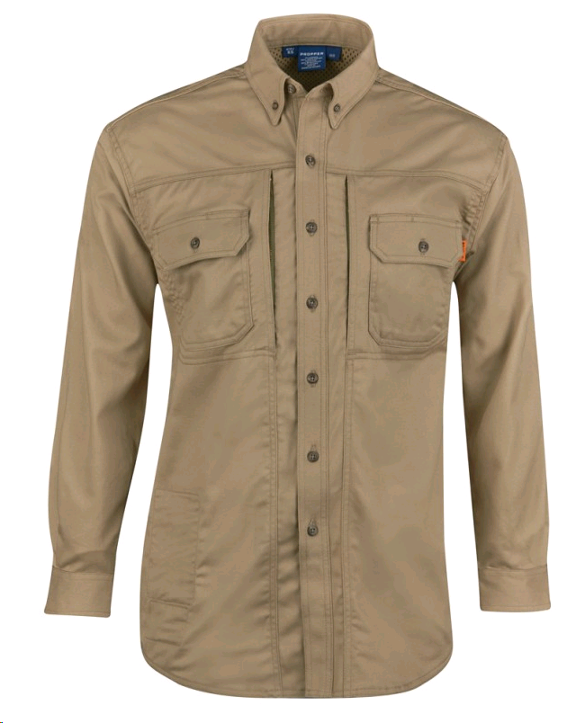 Propper FR Long Sleeve Work Shirt