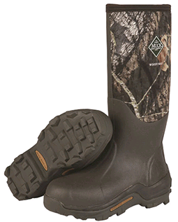 Muck Woody Max CamoBoot