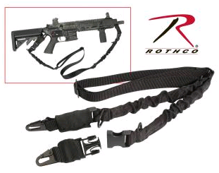 Black 2-Point Tactical Sling