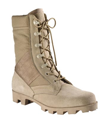 GI Desert Speedlace Boot Jungle boot