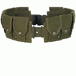 10 PKT CARTRIDGE BELT Great for Shotgun Shells.
