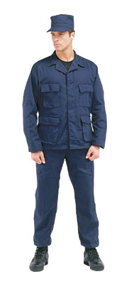 Ultra Force Navy Twill BDU's Super Low Sale Price!