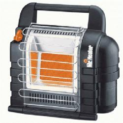 MR. BUDDY INDOOR HEATER New Radiant Heat Technology!