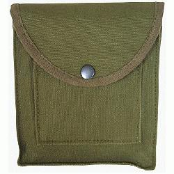 CANVAS UTILITY POUCH A favorite and Best Seller!