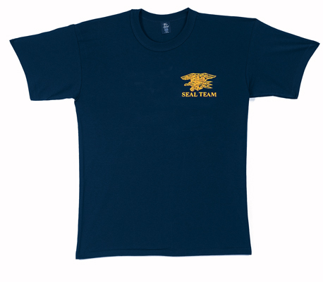 Navy Seals Logo T shirt