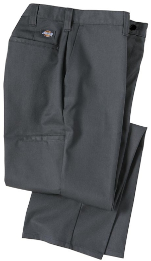 Black Dickie Pants Cell Pocket