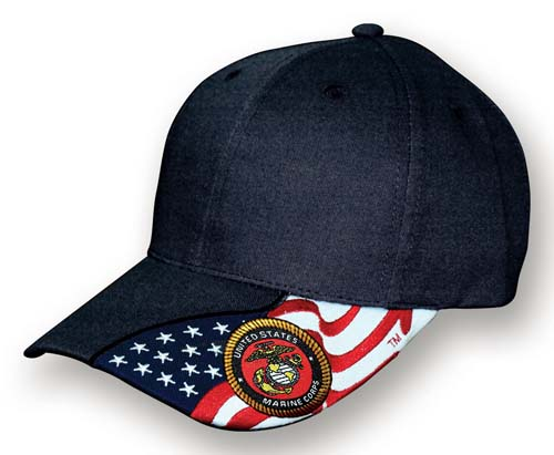 Defender of Freedom Marine Corps Low Profile Cap