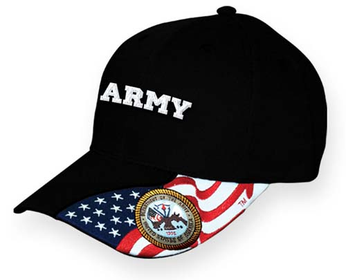 Defenders of Freedom Army Low Profile Cap