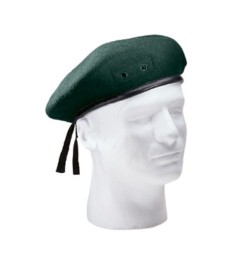 Military Berets in Wool