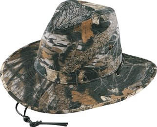 Aussie Mossy Oak Safari Hat